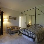 Apartment's Four Poster Bedroom