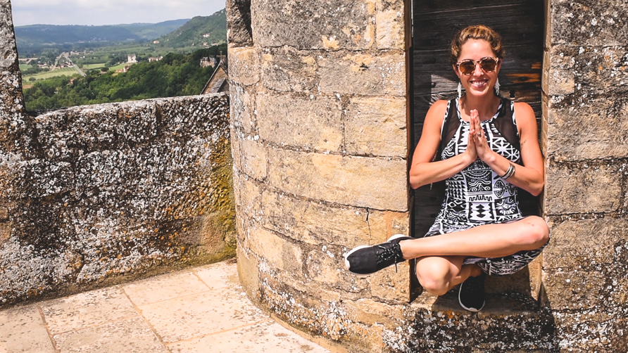 The Travel Yogi in France