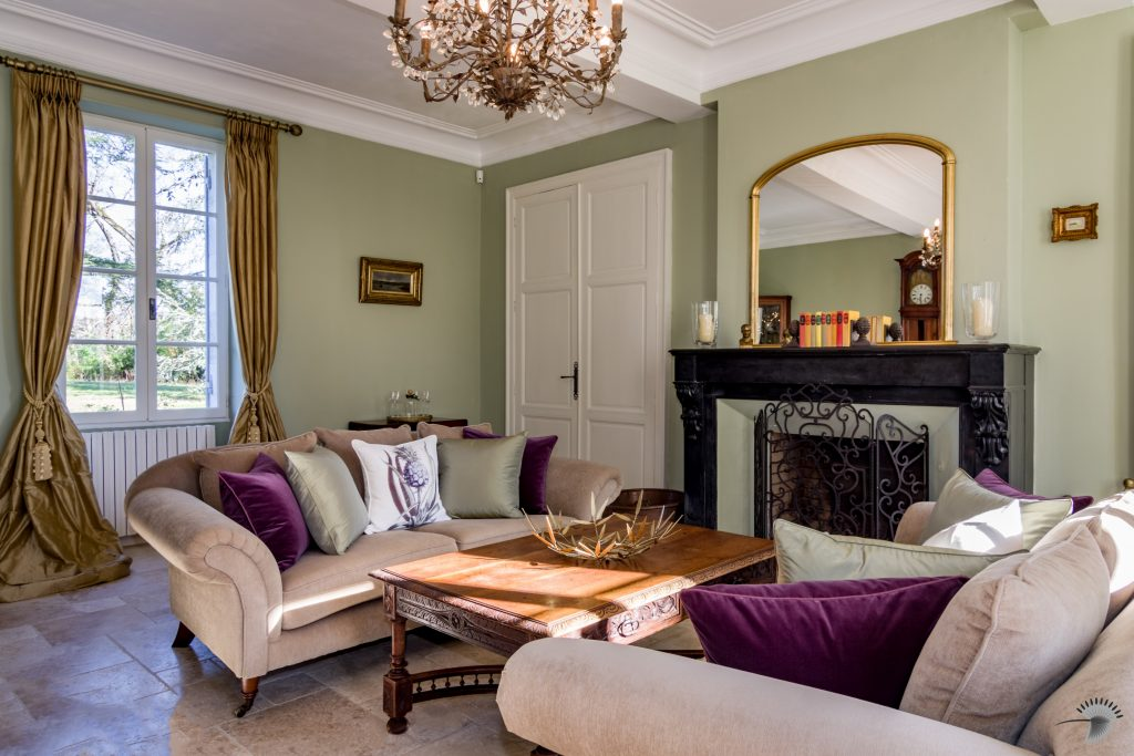 Chateau Drawing Room 2