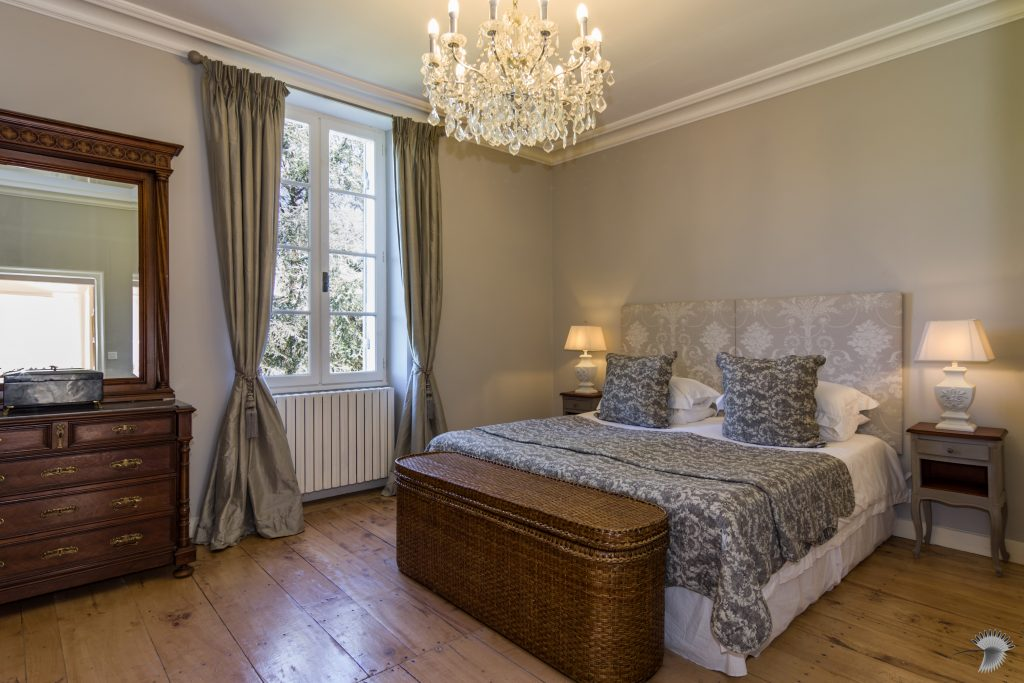 Chateau Bedroom 4