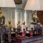 Chateau Dining Room Elephants