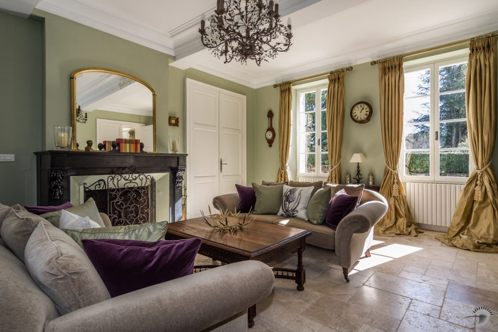 Chateau Drawing Room 3