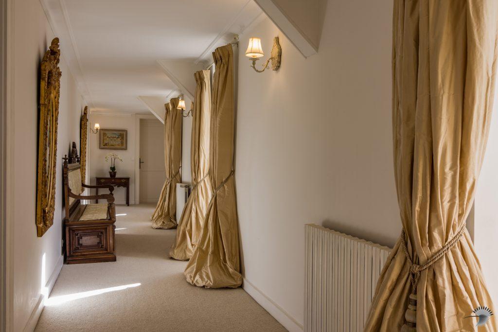 Chateau First Floor Hallway