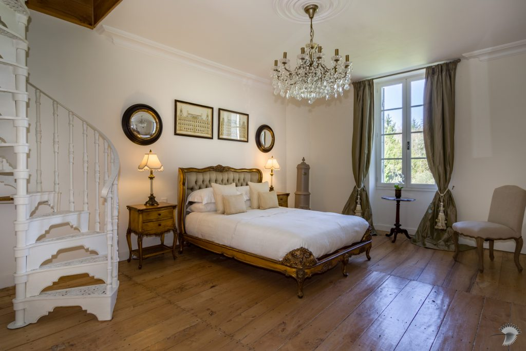Chateau Master Bedroom